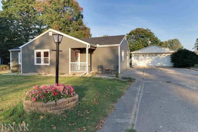 606 N Maple, Minier, IL 61759 (MLS #2173868) :: The Jack Bataoel Real Estate Group