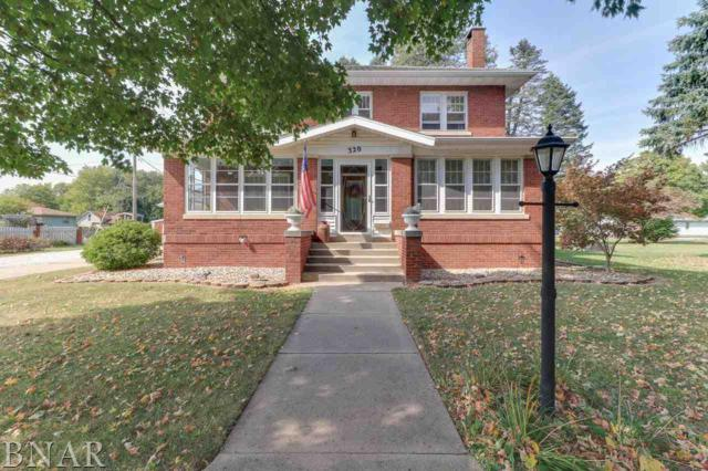 320 NE 2nd St, Hopedale, IL 61747 (MLS #2173885) :: The Jack Bataoel Real Estate Group