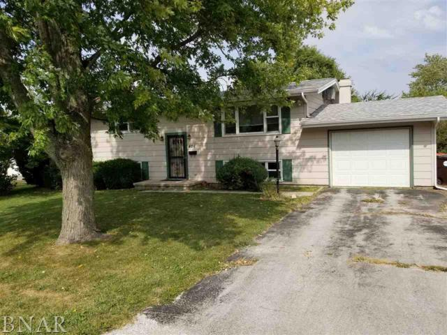 406 W Columbia, Danvers, IL 61732 (MLS #2173934) :: The Jack Bataoel Real Estate Group