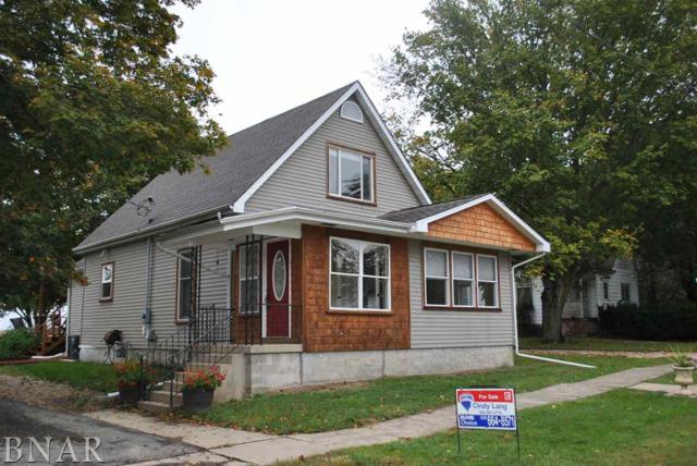 121 N Main, Stanford, IL 61744 (MLS #2173986) :: The Jack Bataoel Real Estate Group