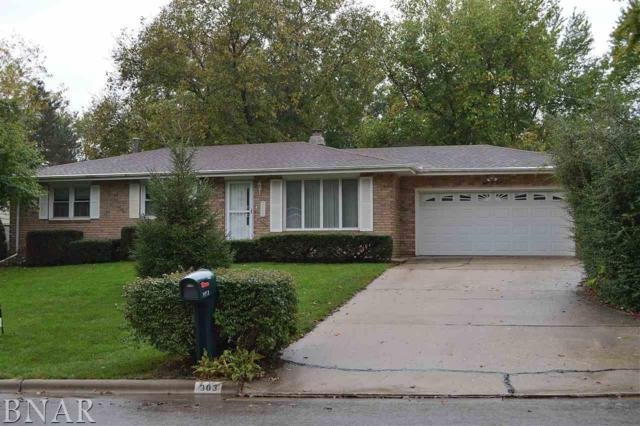 303 S Orr, Normal, IL 61761 (MLS #2174005) :: Janet Jurich Realty Group