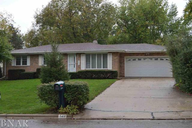 303 N Orr, Normal, IL 61761 (MLS #2174005) :: Jacqui Miller Homes