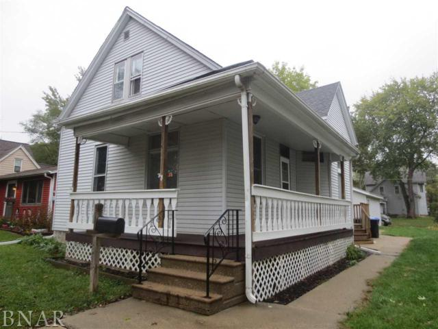 1403 N Oak, Bloomington, IL 61701 (MLS #2174027) :: BNRealty