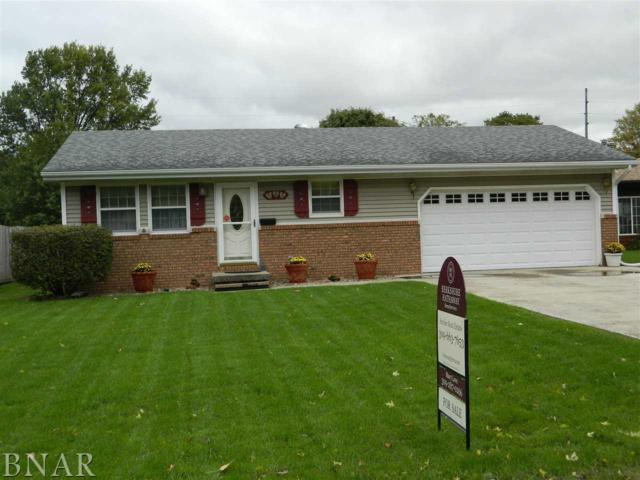 503 W Warren, Leroy, IL 61752 (MLS #2174035) :: The Jack Bataoel Real Estate Group