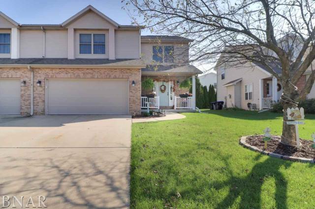 4 Rock Garden #2, Bloomington, IL 61704 (MLS #2174040) :: The Jack Bataoel Real Estate Group