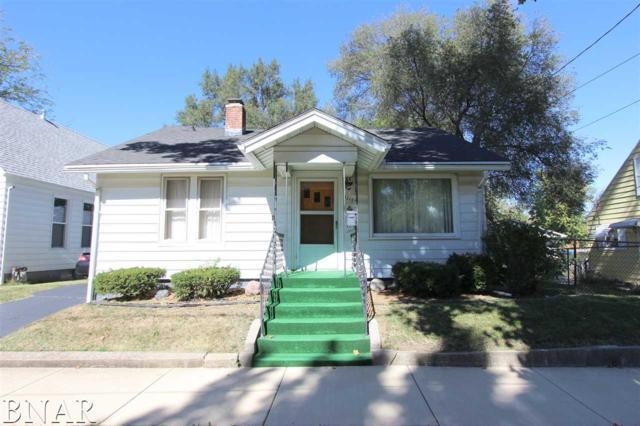 1213 W Walnut, Bloomington, IL 61701 (MLS #2174041) :: The Jack Bataoel Real Estate Group