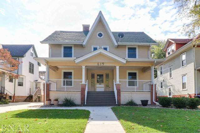 619 E Empire Street, Bloomington, IL 61701 (MLS #2174047) :: The Jack Bataoel Real Estate Group