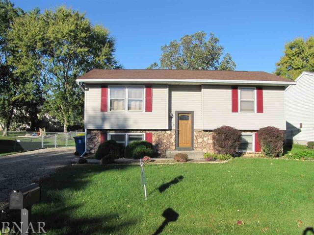 610 Arrowhead, Heyworth, IL 61745 (MLS #2174054) :: BNRealty