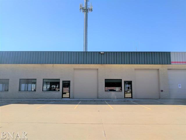 2601 G.E. Road Suite 1A, Bloomington, IL 61704 (MLS #2174071) :: Janet Jurich Realty Group