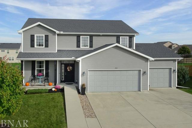 1052 Duck Horn Dr, Normal, IL 61761 (MLS #2174089) :: The Jack Bataoel Real Estate Group