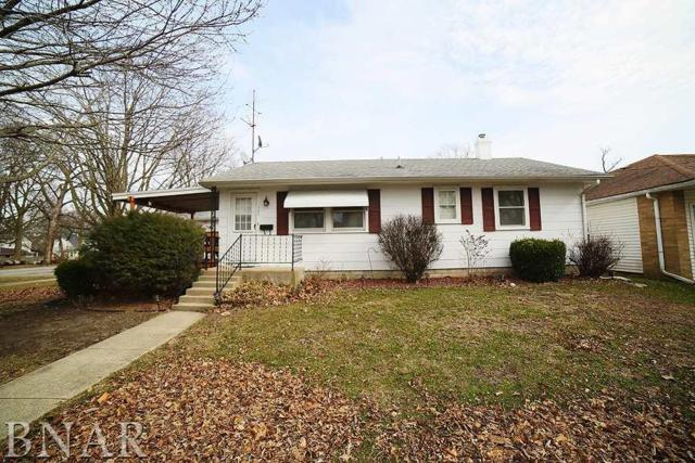 101 S Cherry, Lexington, IL 61753 (MLS #2174120) :: Janet Jurich Realty Group