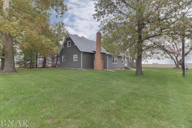 1083 N 1800 East Rd., Heyworth, IL 61745 (MLS #2174231) :: The Jack Bataoel Real Estate Group