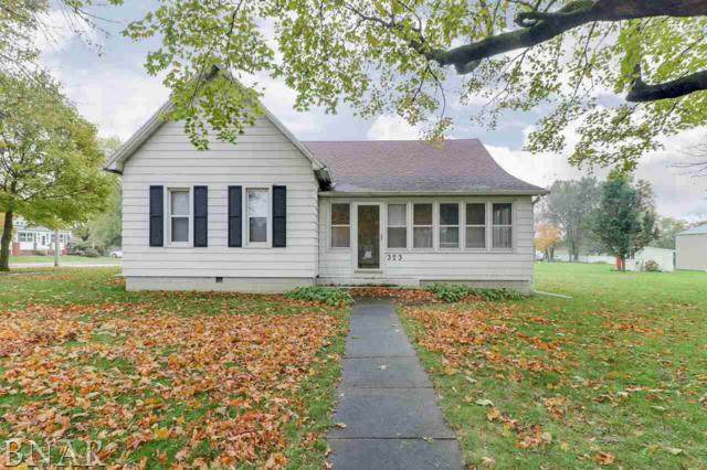 323 NE 2nd St, Hopedale, IL 61747 (MLS #2174249) :: The Jack Bataoel Real Estate Group