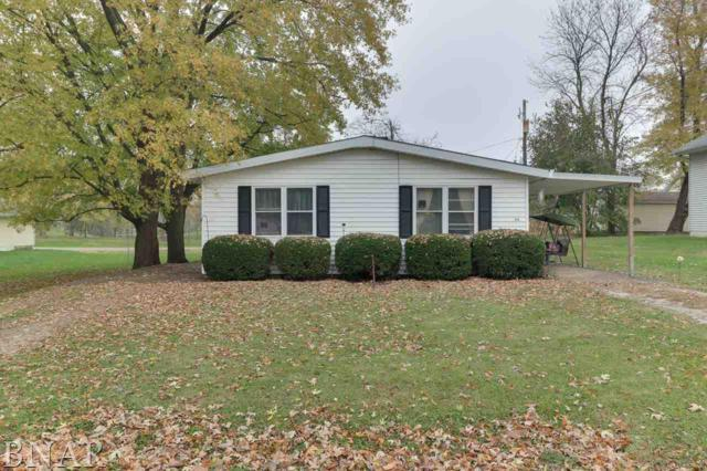 200 SW 3rd, Hopedale, IL 61747 (MLS #2174255) :: The Jack Bataoel Real Estate Group