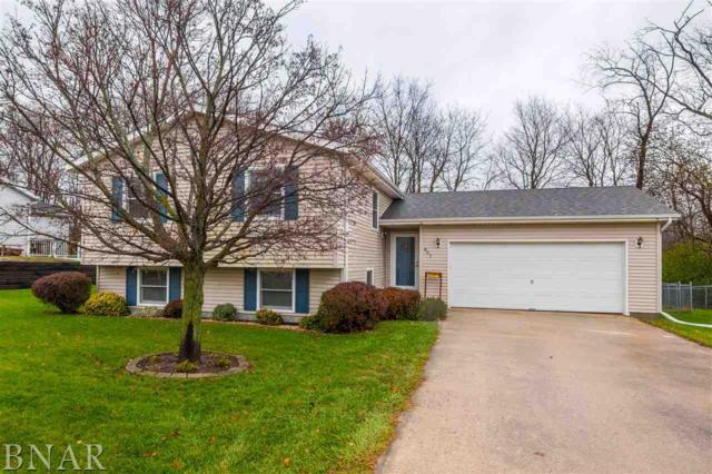 807 Tomahawk, Heyworth, IL 61745 (MLS #2174388) :: BNRealty