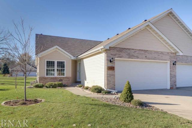 2007 S Morris, Bloomington, IL 61704 (MLS #2174427) :: Berkshire Hathaway HomeServices Snyder Real Estate