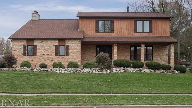 1002 Twin Lake Road, Bloomington, IL 61701 (MLS #2174432) :: BNRealty
