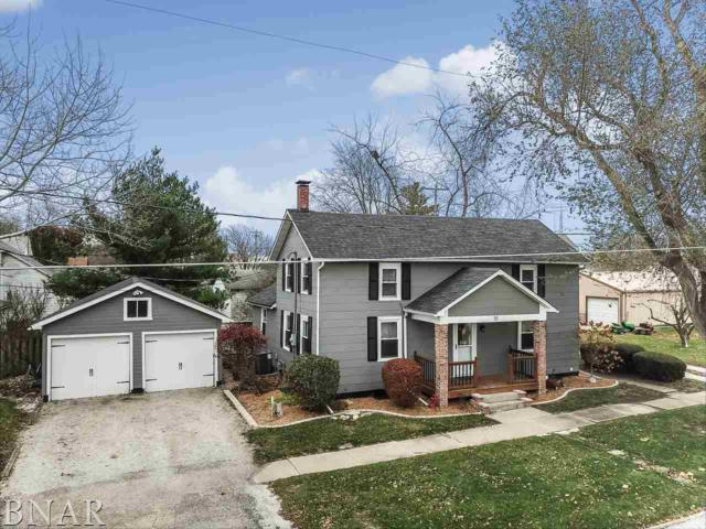 51 N Walnut, El Paso, IL 61738 (MLS #2174447) :: Jacqui Miller Homes