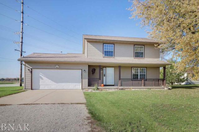 302 S Lincoln, Downs, IL 61736 (MLS #2174480) :: The Jack Bataoel Real Estate Group