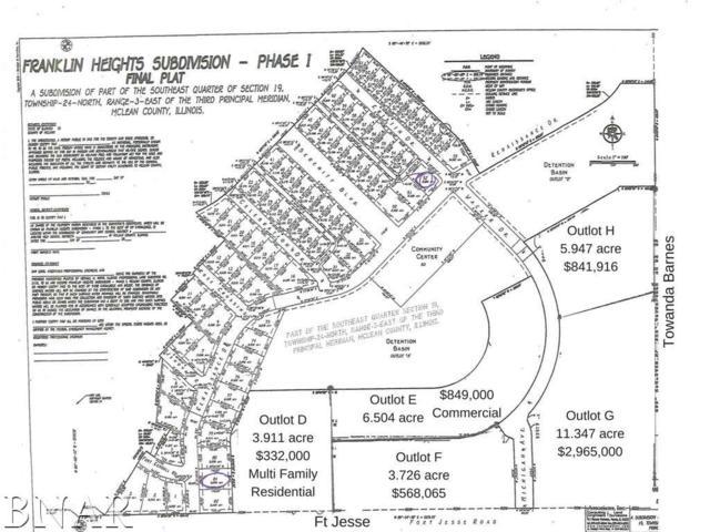417 Towanda Barnes, Bloomington, IL 61761 (MLS #2174506) :: Janet Jurich Realty Group