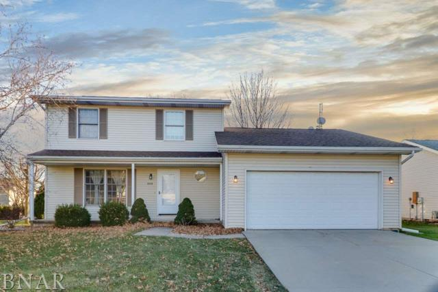 809 Phaeton, Normal, IL 61761 (MLS #2174533) :: BNRealty
