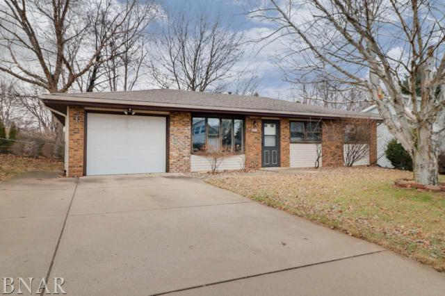 1824 Truman Dr, Normal, IL 61761 (MLS #2174564) :: BNRealty