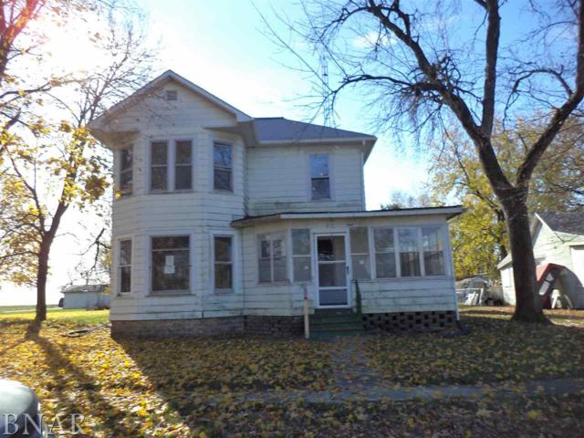 212 E Yates, Cropsey, IL 61731 (MLS #2174578) :: Berkshire Hathaway HomeServices Snyder Real Estate