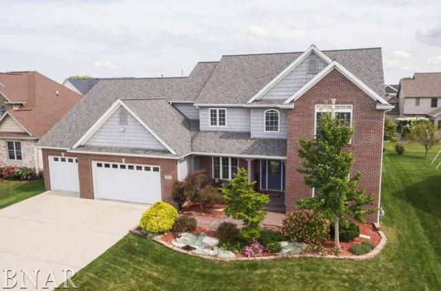 2013 Ebo Ln, Bloomington, IL 61704 (MLS #2180069) :: Berkshire Hathaway HomeServices Snyder Real Estate