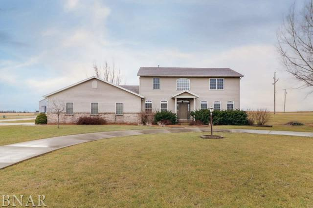 202 Comet, Heyworth, IL 61745 (MLS #2180087) :: The Jack Bataoel Real Estate Group