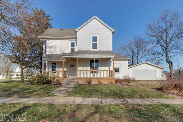 207 W Clarke, Heyworth, IL 61745 (MLS #2180088) :: The Jack Bataoel Real Estate Group