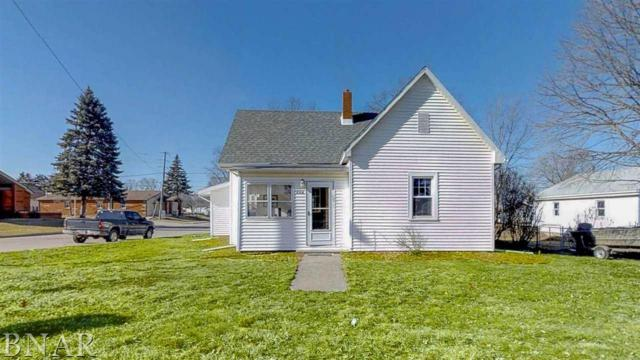 202 N Newell, Heyworth, IL 61745 (MLS #2180357) :: The Jack Bataoel Real Estate Group