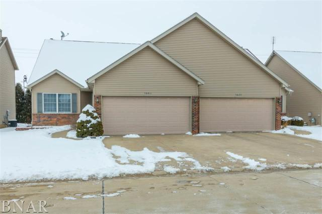 1642 Frontier, Normal, IL 61761 (MLS #2180413) :: BNRealty