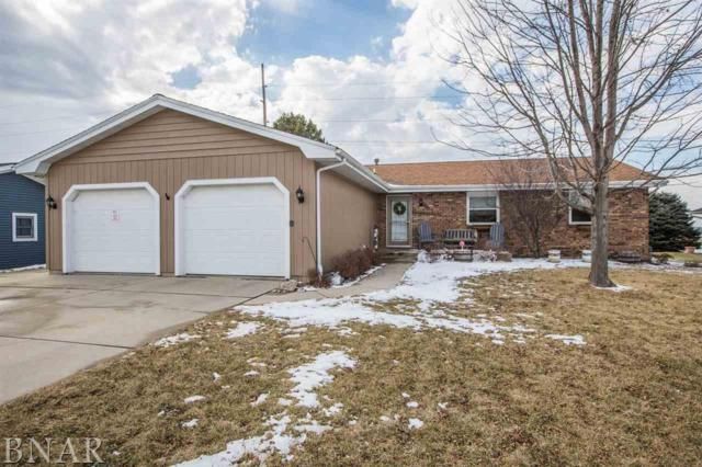 104 N Delane, Heyworth, IL 61745 (MLS #2180476) :: The Jack Bataoel Real Estate Group