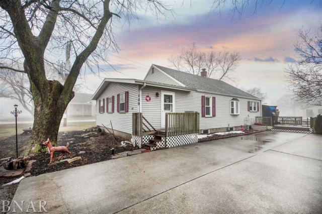 109 W Green St, Leroy, IL 61752 (MLS #2180526) :: Berkshire Hathaway HomeServices Snyder Real Estate