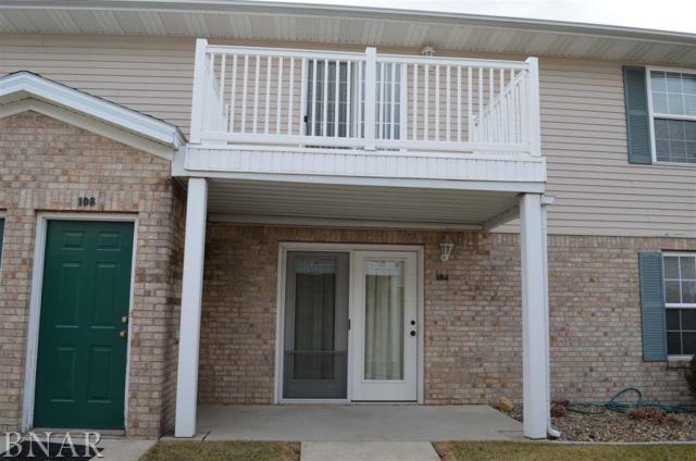 1040 Ekstam Dr, Unit 108, Bloomington, IL 61704 (MLS #2180540) :: Berkshire Hathaway HomeServices Snyder Real Estate
