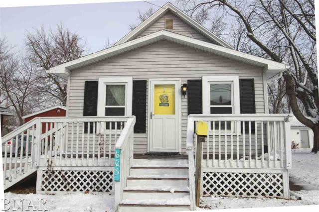 603 W Macarthur Ave, Bloomington, IL 61701 (MLS #2180545) :: Berkshire Hathaway HomeServices Snyder Real Estate