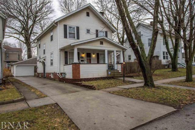 512 E Olive, Bloomington, IL 61701 (MLS #2180565) :: The Jack Bataoel Real Estate Group