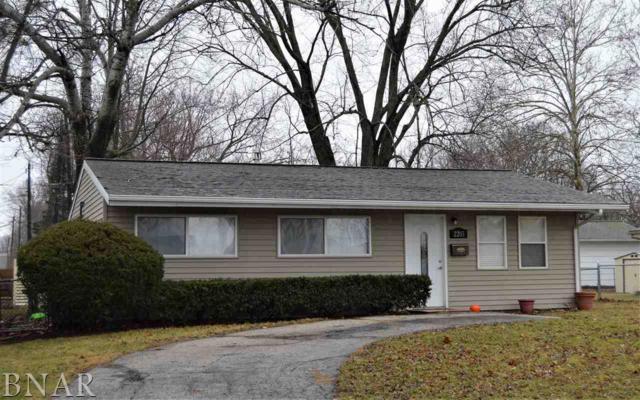 2203 Peirce, Bloomington, IL 61701 (MLS #2180574) :: The Jack Bataoel Real Estate Group