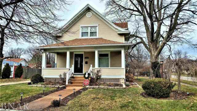 1812 E Jackson, Bloomington, IL 61701 (MLS #2180615) :: Berkshire Hathaway HomeServices Snyder Real Estate
