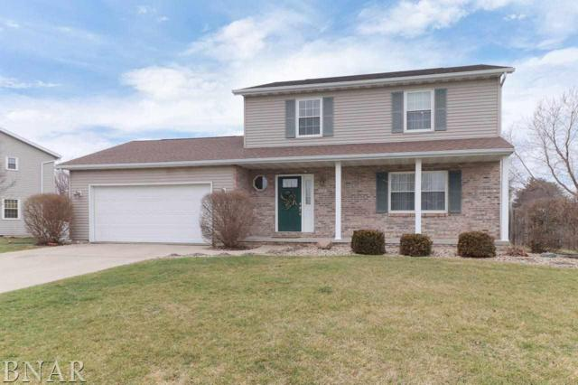 610 Havens Drive, Hudson, IL 61748 (MLS #2180753) :: Janet Jurich Realty Group