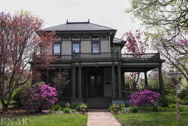 1007 E Jefferson, Bloomington, IL 61701 (MLS #2180789) :: Janet Jurich Realty Group