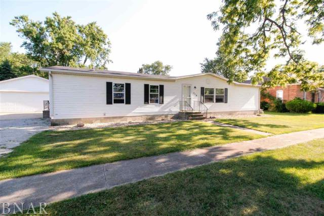514 Second St., Anchor, IL 61720 (MLS #2180802) :: BNRealty
