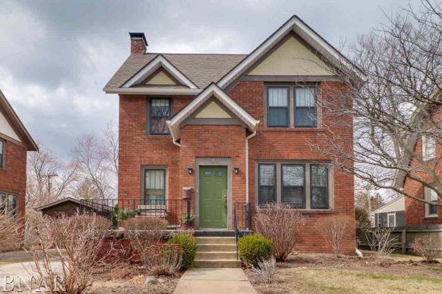 105 Warner, Bloomington, IL 61701 (MLS #2180867) :: Berkshire Hathaway HomeServices Snyder Real Estate