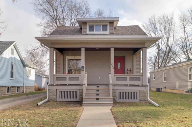 203 W Ash, Fairbury, IL 61739 (MLS #2180875) :: BNRealty