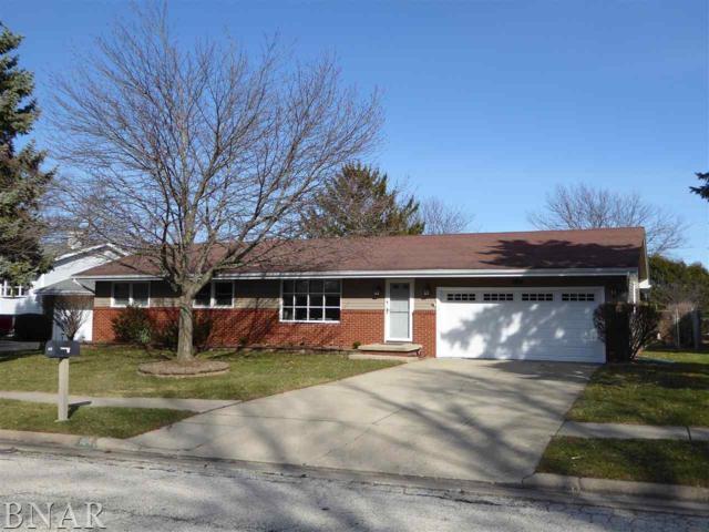 104 Hammitt Drive, Normal, IL 61761 (MLS #2180896) :: BNRealty