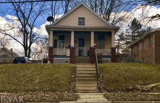 814 W Washington, Bloomington, IL 61701 (MLS #2180898) :: Jacqui Miller Homes