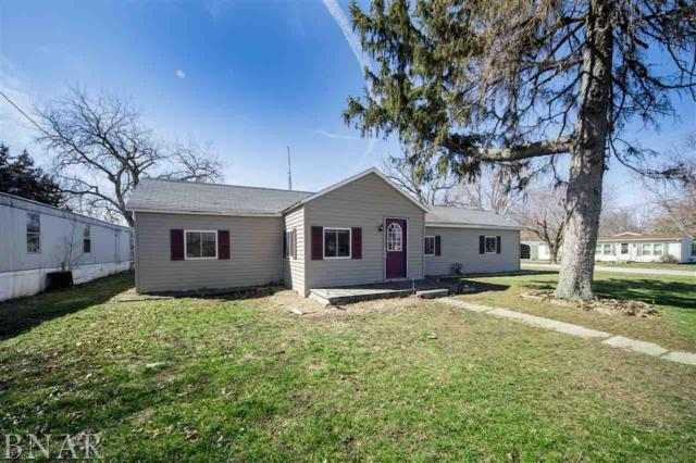 401 S Commercial St, El Paso, IL 61738 (MLS #2180928) :: Jacqui Miller Homes