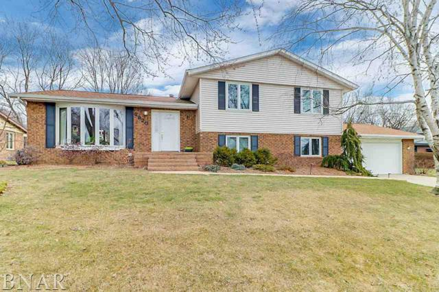 2920 Capen Dr, Bloomington, IL 61704 (MLS #2180934) :: Janet Jurich Realty Group