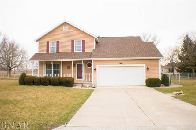107 Mockingbird, Leroy, IL 61752 (MLS #2181001) :: Janet Jurich Realty Group