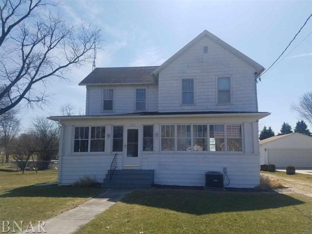 314 W 4th St, Minonk, IL 61760 (MLS #2181015) :: Berkshire Hathaway HomeServices Snyder Real Estate